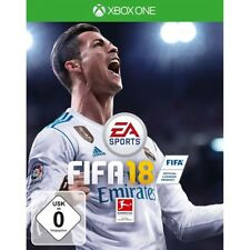 Electronic Arts FIFA 18 Standard Edition Xbox One-Spiel Game Fussball