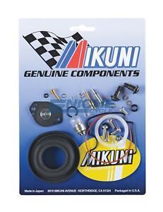 Genuine Mikuni BSR 33mm Carburetor Rebuild Repair Kit with Diaphragm MK-BSR33