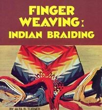 Finger Weaving: Indian Braiding-ExLibrary