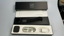 Apple Watch Series 4 Nike+ 44 mm Space Gray Aluminum Case with Black Nike...