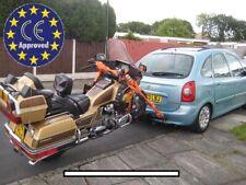 REMORQUE MOTO/TRIKE (BIKE CARRIER) NOUVEAU EN EUROPE FRANCE A