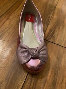 Nina Girls Shoes Kaytelyn Purple Excellent Condition 13