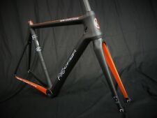 Carbon Rennrad Rahmenset Riccorsa incl .einzigartiges Sonderdesign NEU!!