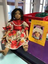 Annette Himstedt Doll Kima 70 Cm. Top Zustand