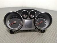 Vauxhall Astra J MK6 10-15 2.0 Diesel Instrument Cluster Speedo Head 13355688