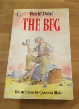The BFG Roald Dahl Quentin Blake Paperback VGC