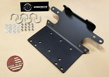 [Sr] Winch Mount Plate Bracket for 95-04 Honda Trx450 Trx400 Foreman Es S 4x4