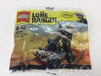 Lego Disney 30260 The Lone Ranger Pump Car NEW