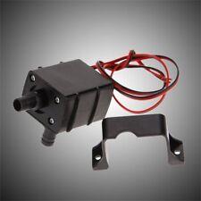 Universal Echte DC Wasserpumpe 240L / H 12 V Mini Ultra Leise Schwarz Pumpe VV