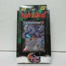 Darkstalkers: Warriors of the Night J. Talbain Starter Deck NEW