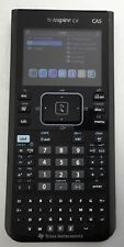 CAS TI-nspire CX Calculator - Almost new Condition
