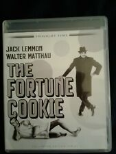 The Fortune Cookie Twilight Time Blu Ray Sold Out Like New! Lemmon & Matthau