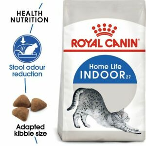ROYAL CANIN Indoor 27 Cat Dry Food 2KG