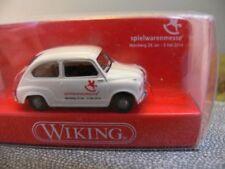 1/87 Wiking Fiat 600 Spielwarenmesse Nürnberg 2014