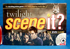 TWILIGHT SCENE-IT DVD GAME - Trivia Family Game MOVIE CLIPS - NEW SEALED