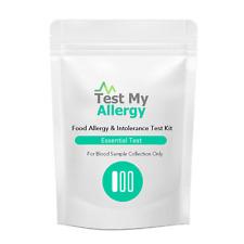 Test My Allergy - Essenziale Cibo Intolleranza Test Kit