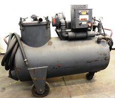 Cincinnati Milacron Cimcool Recovery Unit Pump 333500-1, W/Teamplus Motor, 5 Hp