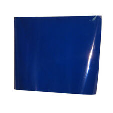 683aa6d6 MEDIUM BLUE #132 Color Gel Sheet Filter for Theater Stage Lights ...