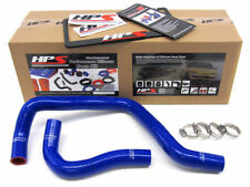 HPS Performance BLUE Silicone Radiator Coolant Hoses Acura Integra 94-01 B20 New