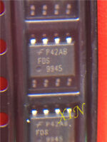 10PCS FDS9945  MOSFET 2N-CH 60V 3.5A 8-SO good quality