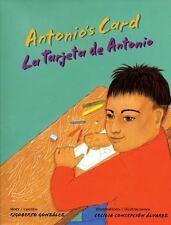 Antonio's Card / La Tarjeta de Antonio-ExLibrary