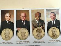 2015 United States Mint Presidential $1 Coin Proof Set w/CoA