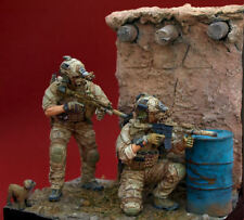 DEVGRU operators 120mm scale 1/16