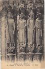 28 - cpa - Cathédrale de CHARTRES - Détail du porche du portail sud