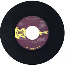 """DEBARGE Time Will Reveal/ I'll Never Fall In Love Again 7"""" 45 GORDY 1983 VINYL"""
