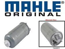 Mahle Original KL147D Diesel Fuel Filter VW Beetle Golf Jetta Passat