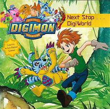 Good, Digimon Digital Monsters: Next Stop...Digiworld!, Toei Animation Co. Ltd.,
