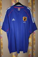 JAPAN NATIONAL TEAM 2002-2004 FOOTBALL SHIRT JERSEY HOME ADIDAS ORIGINAL SIZE L