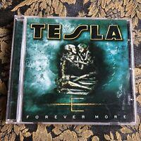 TESLA cd FOREVER MORE 2008 FRONTIERS Heavy Metal Hard Rock