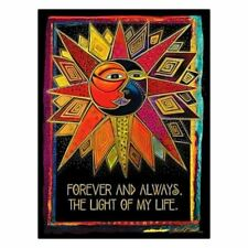 """Laurel Burch Anniversary Card """"Forever Always """" With Envelope"""