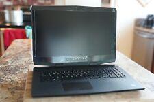 "Alienware m17 17.3"" Gaming Laptop (Intel i7-8750H/1TB/256GB/16GB/RTX 2060)"