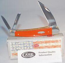 CASE XX Terra Cotta Synthetic Seahorse Whittler Pocket Knife