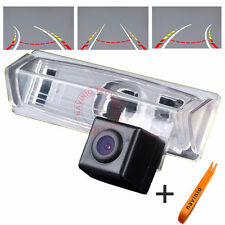 Car dynamic path track reverse camera for toyota Vios Picnic Echo Verso Harrier