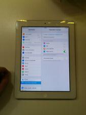 Apple iPad 2 - 32GB, Wi-Fi + 3G A1396, 9.7 Bianco 100% funzionante!