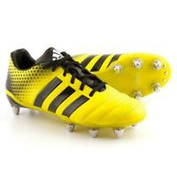 adidas Adipower Kakari 3.0 SG (Wide Fit) Size 11.5 Yellow RRP £100 Brand New