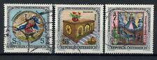 Austria 1992 SG#2305-7 Folk Customs And Art Used Set #A41446