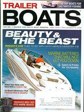 2010 Anhänger Boote Magazin: Dirk 246/Marine Batterien/Custom Top/Yamaha 300