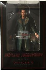 "OFFICER K  BLADE RUNNER 2049 NECA 2017 7"" INCH Action FIGURE"