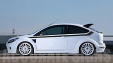 SIDE STRIPES GRAPHICS TO FIT FORD FOCUS (PAIR) CAR DECALS STICKERS