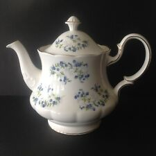 Vintage Queen Anne Bone China Teapot Sonata Made in England