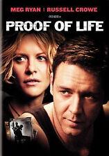 PROOF OF LIFE / (WS SUB ECOA RPKG) - DVD - Region 1