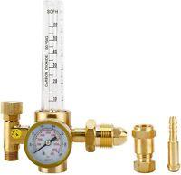 Argon CO2 Flowmeter Regulator for Welding CGA580 Miller Lincoln MIG TIG 10-60CFH