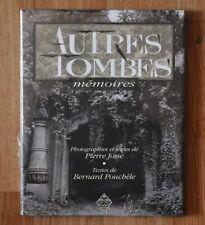 AUTRES TOMBES Mémoires Pierre Josse (Neuf, sous blister)