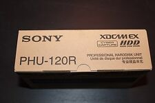 SONY PHU-120R Professional Harddisk Unit XDCAM Brand New In Box
