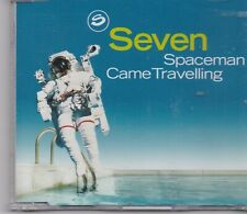 Seven-Spaceman Came Traveling cd maxi single