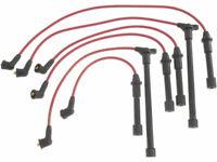 Spark Plug Wire Set For 10-11 Chevy Buick Impala Lucerne 3.9L V6 3.5L LTZ JN79W8